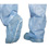 Polypropylene Shoe Covers, REG/LG (case of 300)