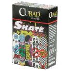 """BANDAGE,CURAD,SKATE,3/4""""X3"""",25/BOX,24BOX/CASE"""
