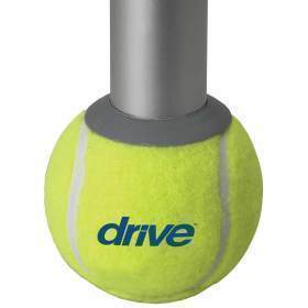 GLIDE PADS,REPLACEMENT,TENNIS BALL,YELLOW