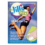 TOE CAP,GEL,DR JILLS,MEDIUM,1/BOX