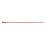 Red rubber urethral catheter 8Fr, sterile, each