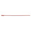 Red Rubber Latex Urethral Catheters, each