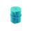 """TOURNIQUET,1""""X18"""",BLUE,LF,ROLLED,25 EA/BX"""