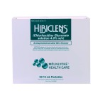 HIBICLENS 15ML PACKETS,OUT OF DATE,50 EA/BX