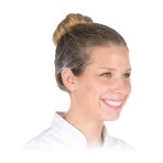 "HAIR NET, WHITE, 21"", 1000/CS"