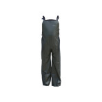 Overalls, rubber, large