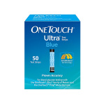 TEST STRIP, ONETOUCH, ULTRA BLUE, DIABETIC, 1200 EACH/CASE