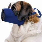 MUZZLES,5XLARGE COLOR-CODED QUICK MUZZLE FOR DOGS