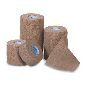 "BANDAGE,COFLEX,NO HAND TEAR,2""X5YD,LATEX,36 EA/CS"
