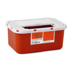SHARPS CONTAINER 1 GALLON,MEDLINE,32/CASE