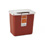 Sharps container, 2 gallon by Medline, 20/case