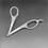 Remover Staple Precise Scissor Type Disp Ea