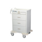CART,MED,4-DRAWER,PUNCHCARD,EA