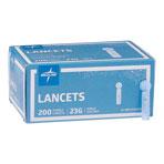 LANCET,23G,GENERAL PURPOSE,200 EA/BX