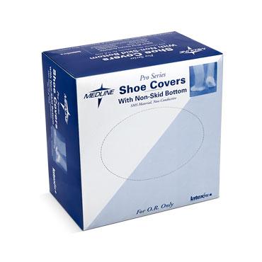 COVER,SHOE,3-LAYER,NONSKID,BLUE,SPORT,200 EA/CS