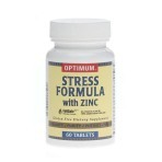 STRESS VITAMINS,WITH ZINC,60/BT,EA