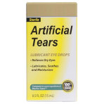 OTC,ARTIFICIAL TEAR SOLUTION, .5OZ, 15ML