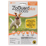 PHV ZOGUARD PLUS FOR DOGS, 4-22LB, 3 PACK