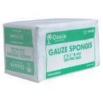 GAUZE,3X3 8PLY,N/S,200/PKG
