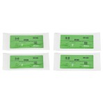 REFILL PACK,DELUXE SUTURE,NYLON,MINIMALIST,4-PC