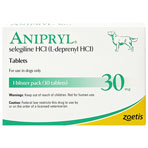 RXV, ZOETIS, ANIPRYL 30MG, 30 TABLETS