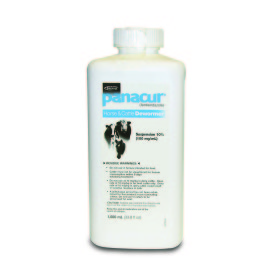 Panacur Suspension 10%, 1000ml