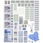 KIT,REFILL,FIRST AID,INDIVIDUAL,105 PC