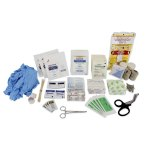 KIT,FIRST AID,ULTIMATE,SAFE HAVEN,353 PCS/SET