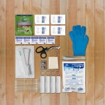 KIT,MEDICAL,PET,SAFE HAVEN,34-PC