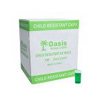 VIAL,13 DRAM,GREEN,SAFE/CAP, 320/CS