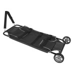 "STRETCHER,ANIMAL PET TROLLEY,45""LX22""W,EACH"