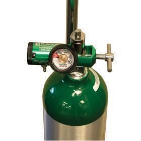 Oxygen,Click style oxygen regulator, 0-15LPM