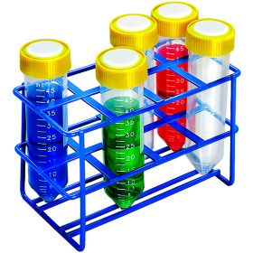 Rack, test tube, single 50ml, interlocking