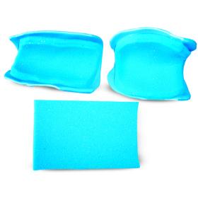 """Splint, compact blue foam 16"""" x24"""" sheet"""