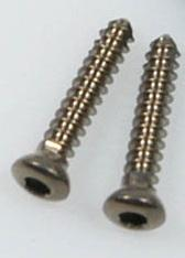 SCREWS,2.7MM,CONICAL,SELF-TAPPING,24MM x 2.0MM