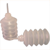 Dispenser, squeeze jet, clear 1000 pack