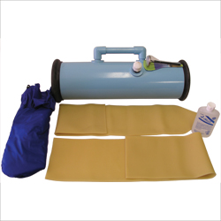 Kit, equine AV, latex collection liner