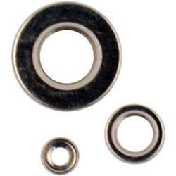 Washer, bone, stainless screw, 4.5mm