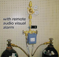 Audio-Visual Alarm