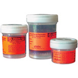 CONTAINER, FORMALIN-FILLED, 60mL, 10PK