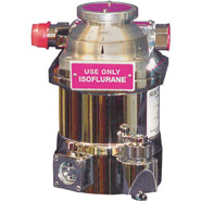 Anes. Machine,Tech III isoflourane vaporizer 250cc