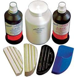 Technovit 6 treatment kit w/ plastic blocks