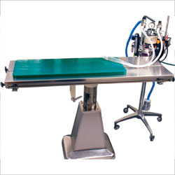 Mat, safe 'n warm surgery table, long