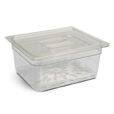 Clear Cold Sterilization Tray, 20