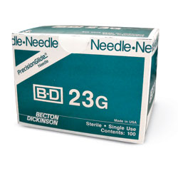 BD 305145 PrecisionGlide Needle, 23G x 1