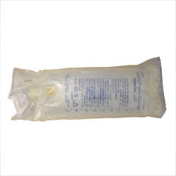 0.45% Sodium Chloride for Injection 1 liter bag