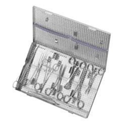 VETERINARY GENERAL SURGERY SET BY MILTEX VANTAGE