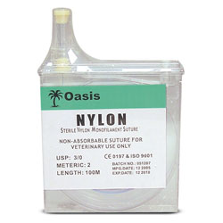 Nylon Suture Cassette