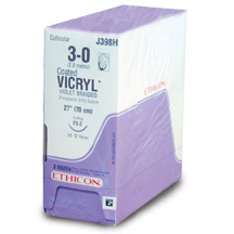 SUTURE,VICRYL,2-0,CT-2,36/BX