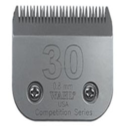 Clipper Blades #30 Fine, cut length of.8mm